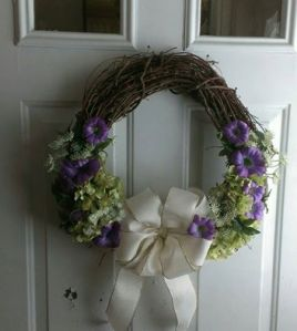 Kendra N wreath