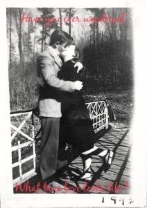 kissing I & W